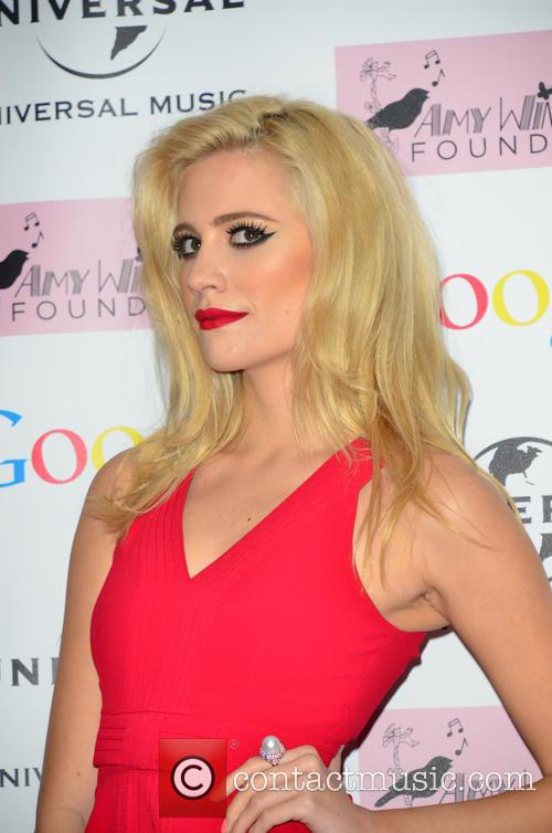 pixie lott the amy winehouse foundation ball 3963205