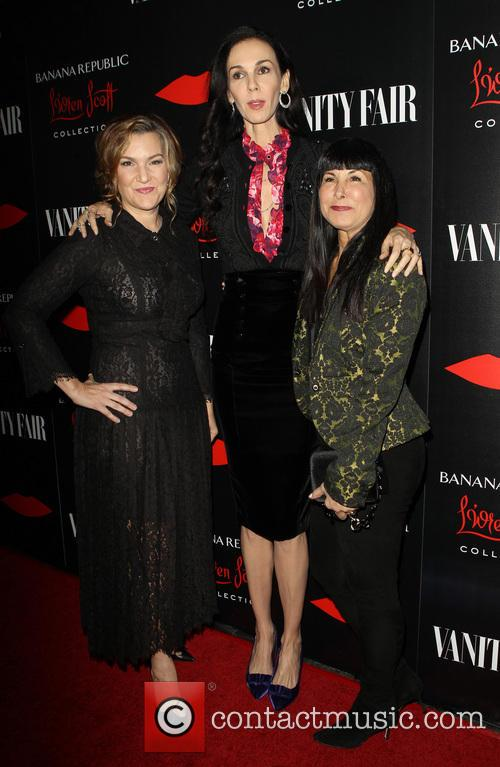 Krista Smith, L'wren Scott and Catherine Sadler 2
