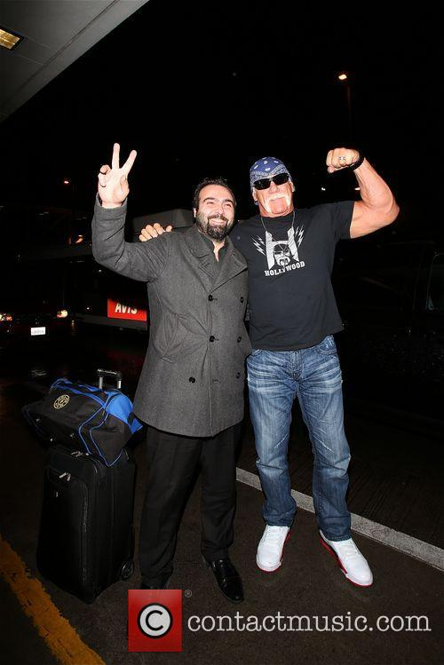 Hulk Hogan and Terry Bollea 3