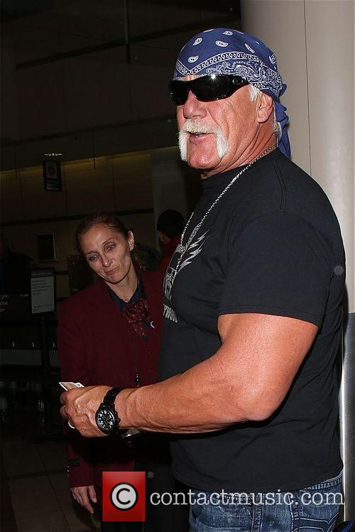 Hulk Hogan and Terry Bollea 5