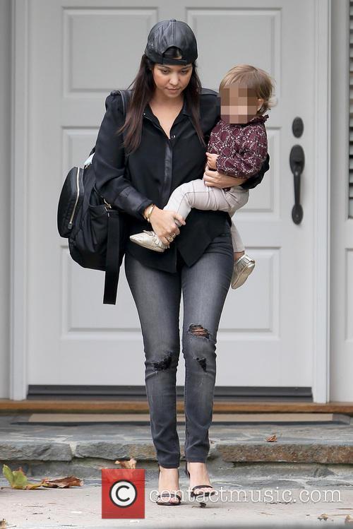 Kourtney Kardashian and Penelope Disic 4