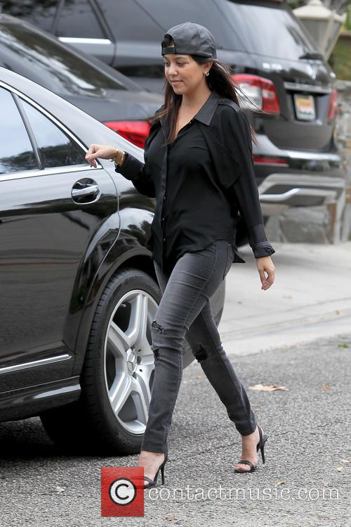 Kourtney Kardashian and Penelope Disic 6