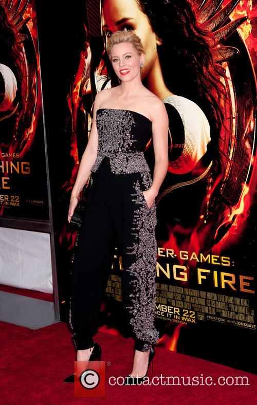 elizabeth banks hunger games catching fire nyc 3964602