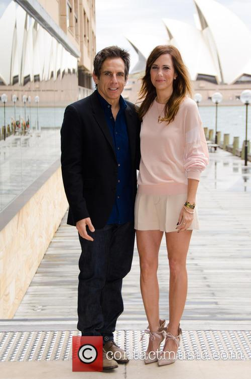 Ben Stiller and Kristen Wiig 3