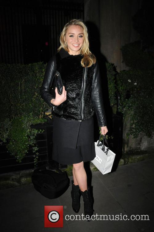 The London Cabaret Club - Arrivals