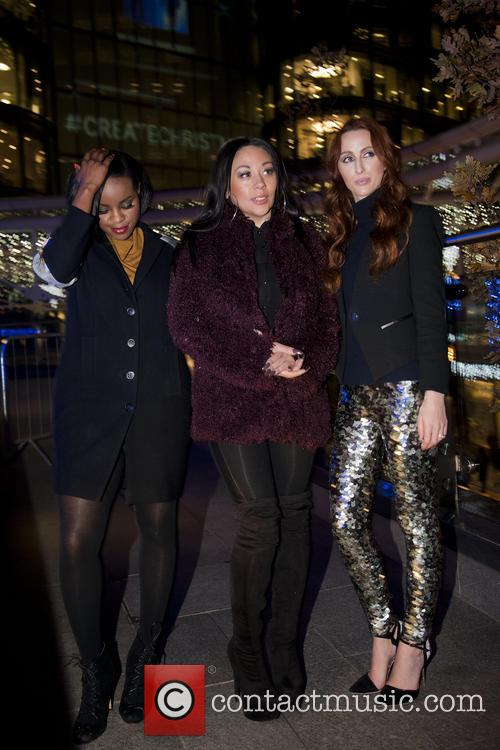 Mutya Buena, Sioban Donaghy and Keisha Buchanan 4
