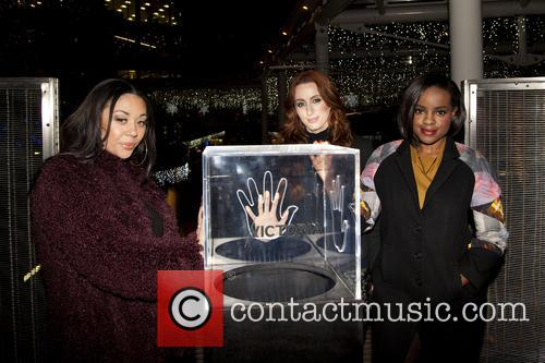 Mutya Buena, Sioban Donaghy and Keisha Buchanan 6