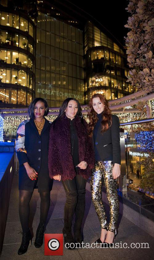 Mutya Buena, Sioban Donaghy and Keisha Buchanan 7