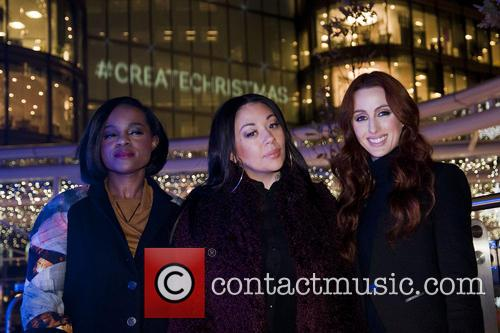 Mutya Buena, Sioban Donaghy and Keisha Buchanan 1