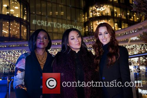 Mutya Buena, Sioban Donaghy and Keisha Buchanan 9