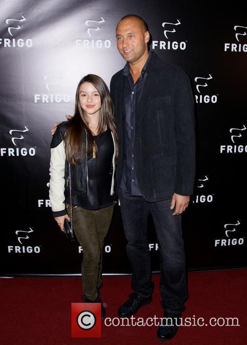 Fatima Ptacek and Derek Jeter 5