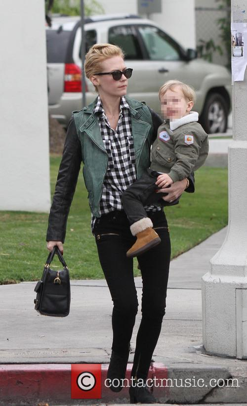 January Jones and Xander 11