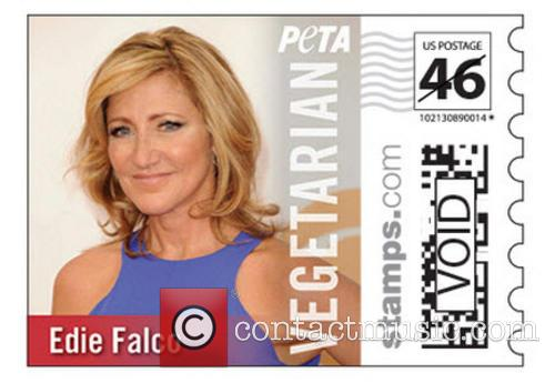 Vivienne Westwood, Paul, Stella Mccartney Star and Vegetarian Icon' Stamps 4