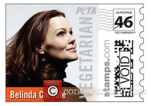 Vivienne Westwood, Paul, Stella Mccartney Star and Vegetarian Icon' Stamps 7
