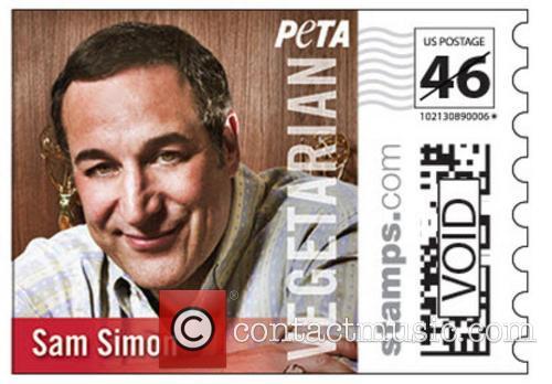 Vivienne Westwood, Paul, Stella McCartney Star and Vegetarian Icon' Stamps 18