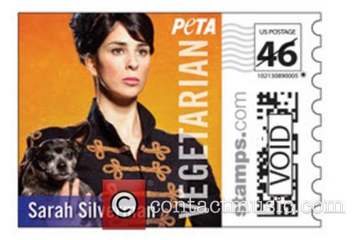 Vivienne Westwood, Paul, Stella McCartney Star and Vegetarian Icon' Stamps 20