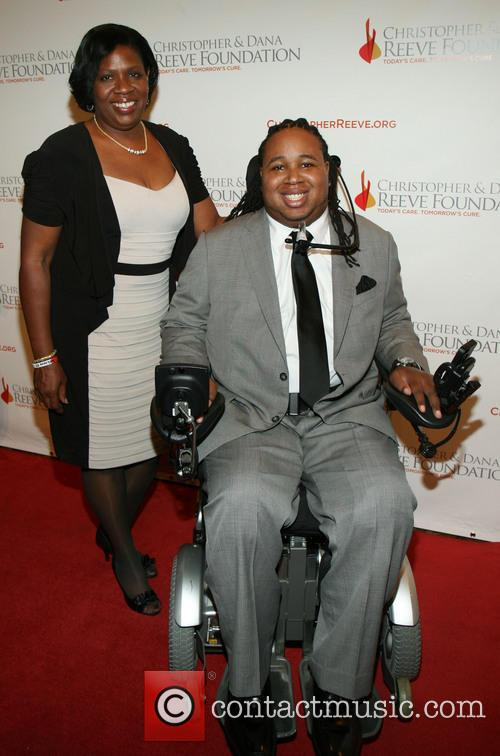 Dana Reeve, Karen Legrand and Eric Legrand 1