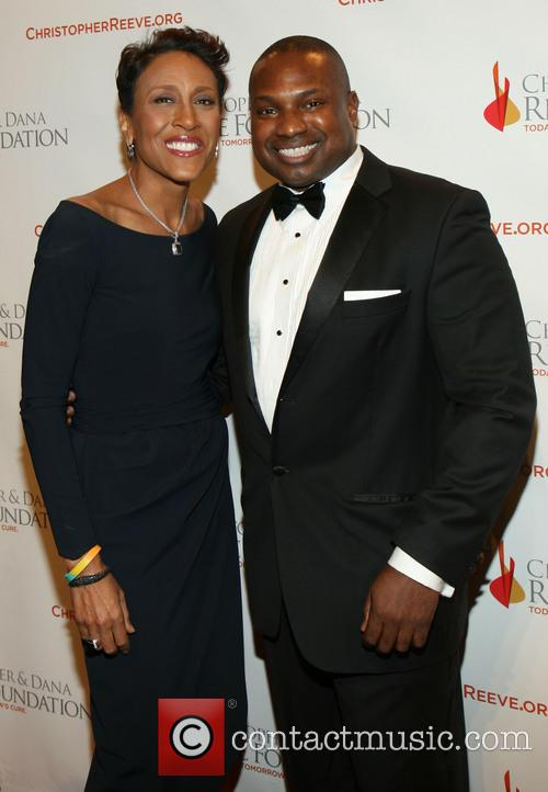 Robin Roberts and Kerwin Rigaud 4