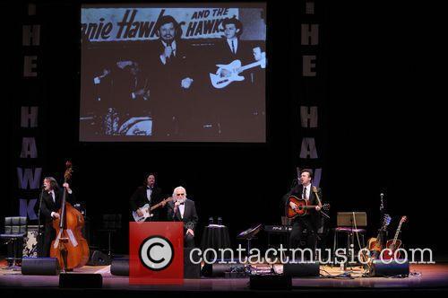 Ronnie Hawkins, Massey Hall