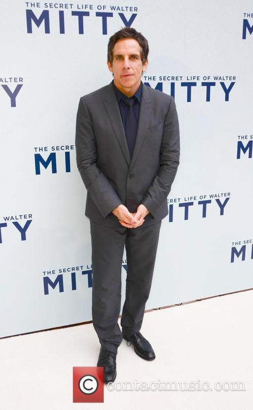 Premiere of 'The Secret Life of Walter Mitty'...