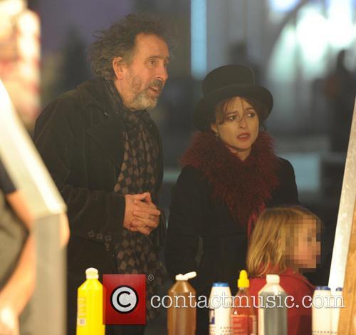 Tim Burton and Helena Bonham Carter 17