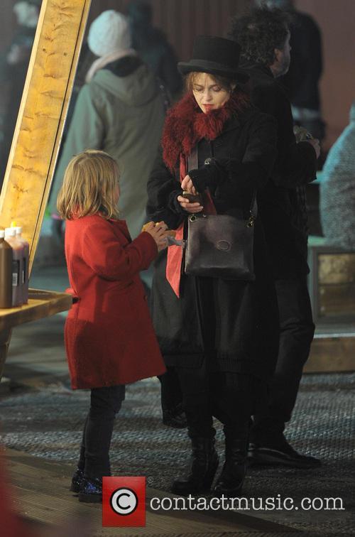 Tim Burton and Helena Bonham Carter 18