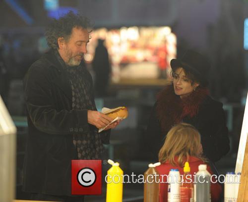Tim Burton and Helena Bonham Carter 19