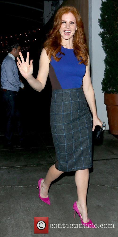 Celebrities leave The Hollywood Foreign Press Association &...