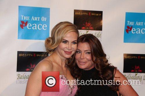 Christina Fulton and Kelly Lebrock 6