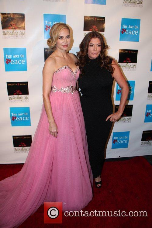 Christina Fulton and Kelly Lebrock 10