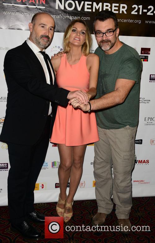 Javier Camara, Amaia Salamanca and Jesus Monllao 3