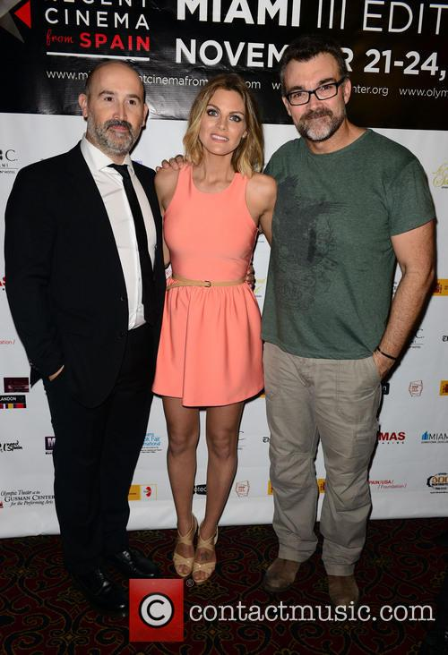 Javier Camara, Amaia Salamanca and Jesus Monllao 6