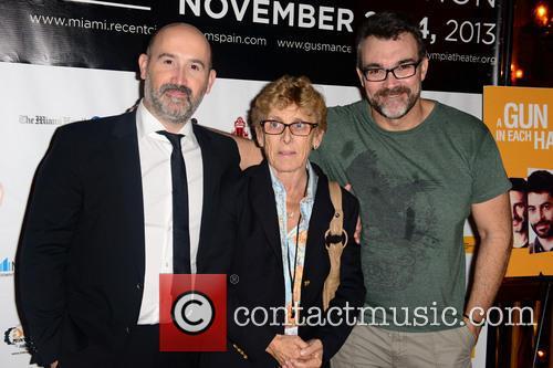 Javier Camara, Guest and Jesus Monllao 8