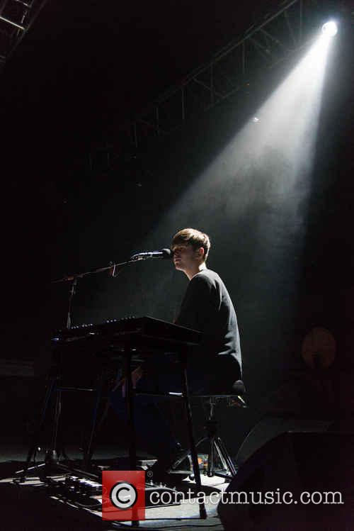 James Blake at the Roseland Theater