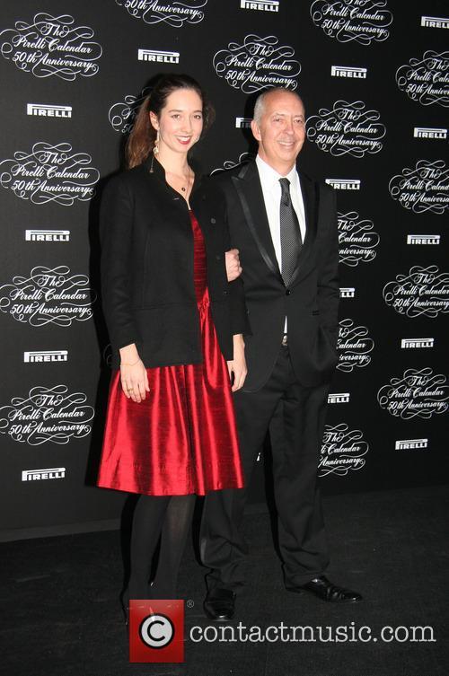 Benedikt Taschen and Tochter Marlene 2
