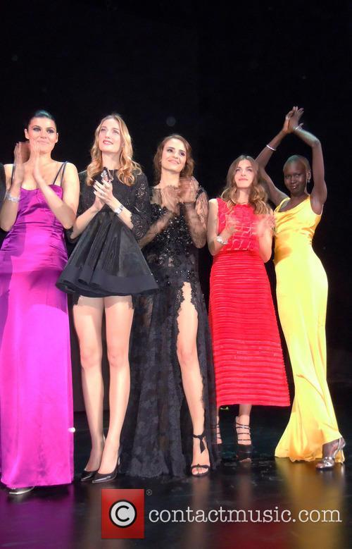 Summer Rayne Oakes, Eva Riccobono, Tavares Fernanda, Elisa Sednaoui and Alek Wek 3