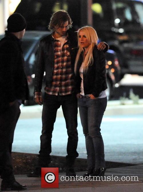 Britney Spears and Alexander KJellevik 1