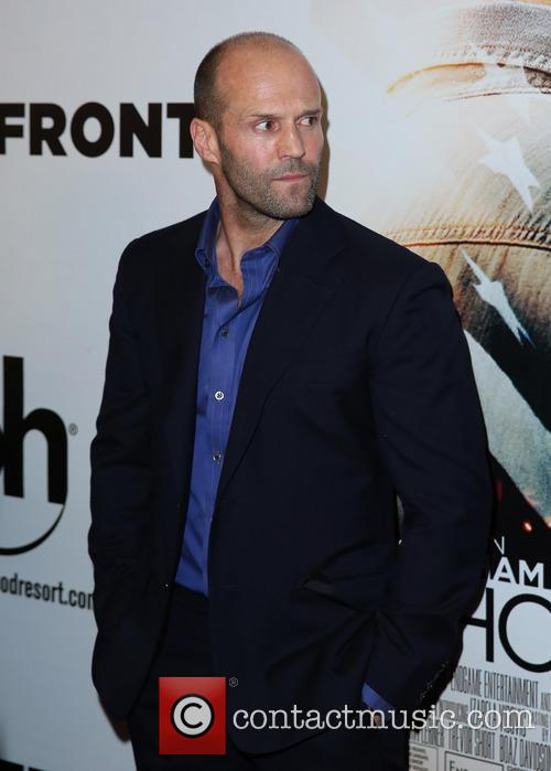 Jason Statham, Planet Hollywood Resort and Casino, Planet Hollywood