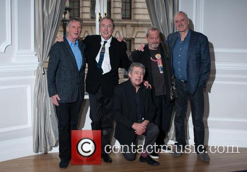 Michael Palin, Eric Idle, Terry Jones, Terry Gilliam and John Cleese 2