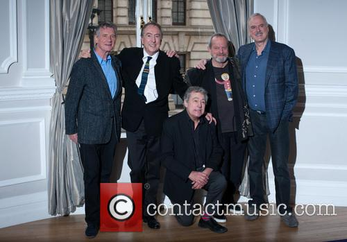 Michael Palin, Eric Idle, Terry Jones, Terry Gilliam and John Cleese 3