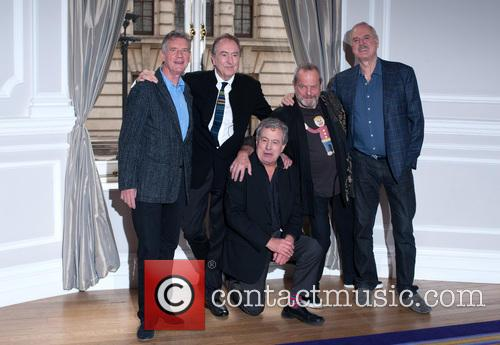Michael Palin, Eric Idle, Terry Jones, Terry Gilliam and John Cleese 4