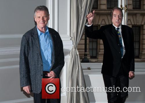 Michael Palin and Eric Idle 9