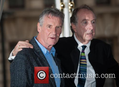 Michael Palin and Eric Idle 10