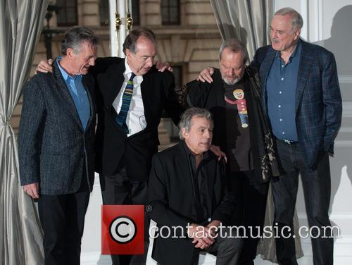 Michael Palin, Eric Idle, Terry Jones, Terry Gilliam and John Cleese 5