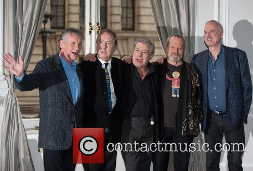 Michael Palin, Eric Idle, Terry Jones, Terry Gilliam and John Cleese 7