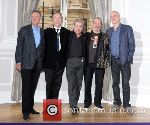 Monty Python and Corinthia Hotel 3
