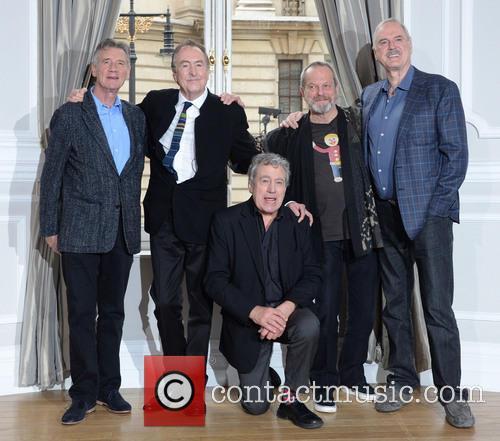 Monty Python and Corinthia Hotel 9
