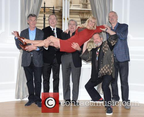 monty python reunion photocall held at 3964295