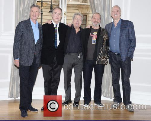 Monty Python Reunion Photocall