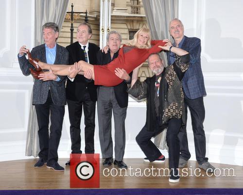 Monty Python Photocall Corinthia